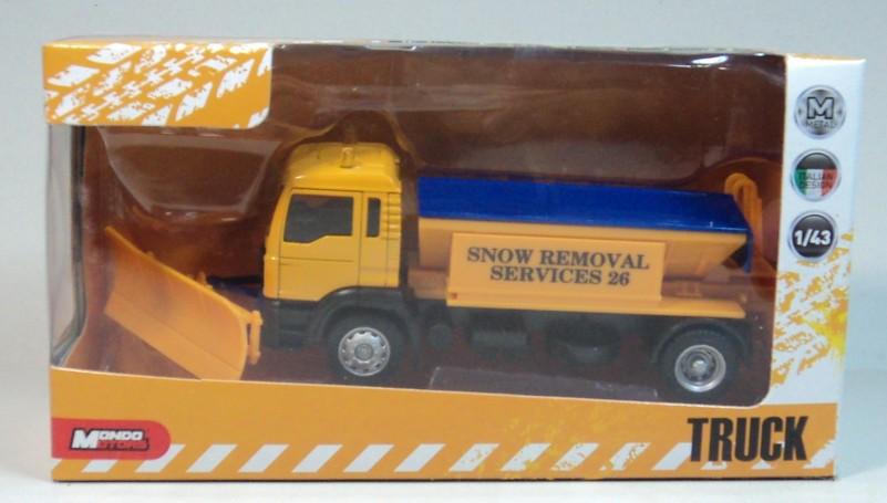 Mondo Моторс - грузовик-1:43 - снега