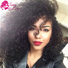 Cheapest 4Bundle Brazilian Virgin Curly Wave Hair Deals Brazilian Remy Human Hair Weave Unprocessed 7A Curly Wave Hair Extension