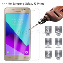 Buy 2.5D 0.26mm 9H Premium Tempered Glass Samsung Galaxy J2 Prime SM-G532F Screen Protector Toughened protective film for $1.89 in AliExpress store