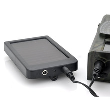 Suntek Hunting Cameras Solar Panel Battery Charger External Power for HC300M H500G(China (Mainland))