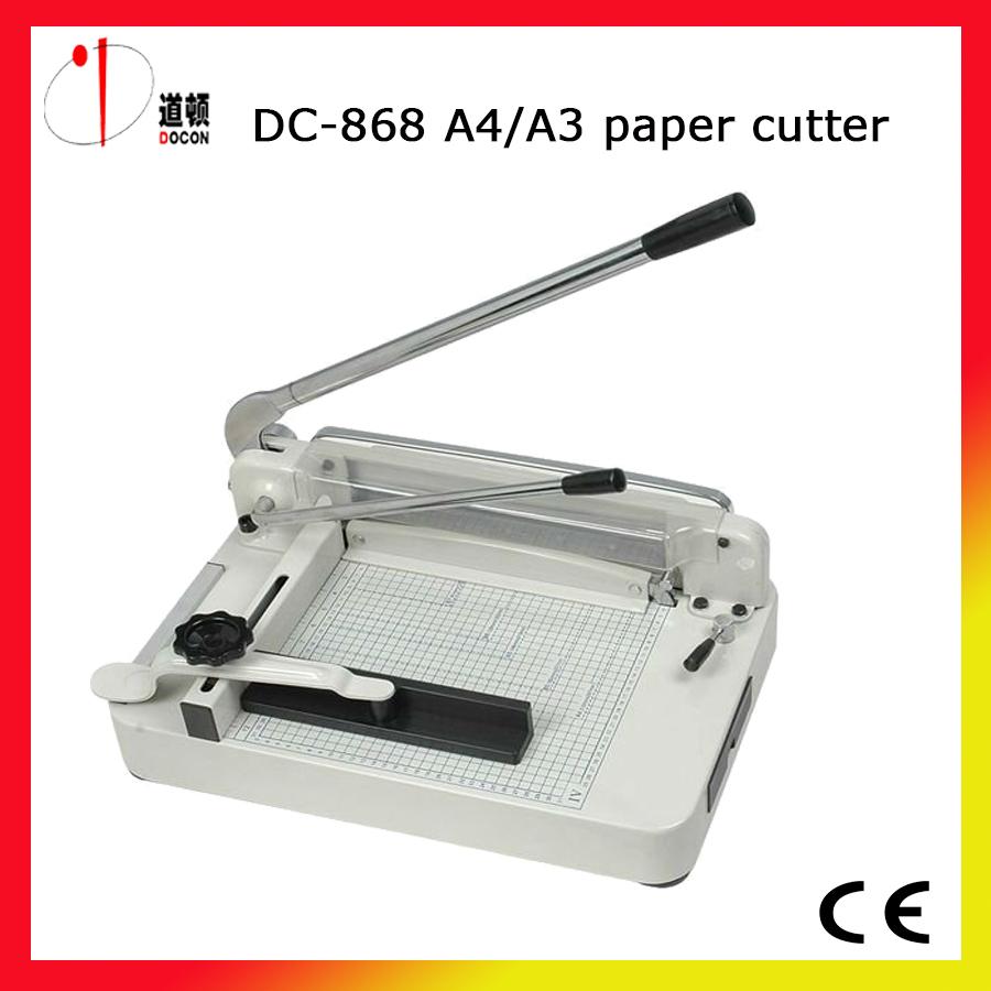 manual cutting machine