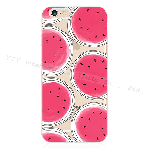 6/6S Pattern Warm Spring Silicon Phone Shell Cover For Apple iPhone 6 6S Case Cases 2016 Newest Arrival Hot Selling Best Choose
