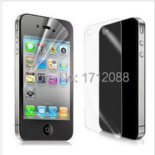 5pcs/lot High Clear HD Screen Protector For iPod Touch 4 4G Touch4 Protective Screen Film For iPod Touch 4 4G Touch4