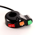 Motorcycle ATV Bike Scooter 7 8 Swch Horn Turn Signals On Off Light E A