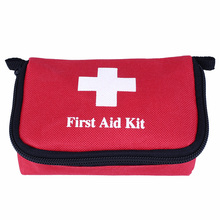 Outdoor First Aid Kit Bag Emergency Medical Survival Treatment Rescue Box(China (Mainland))