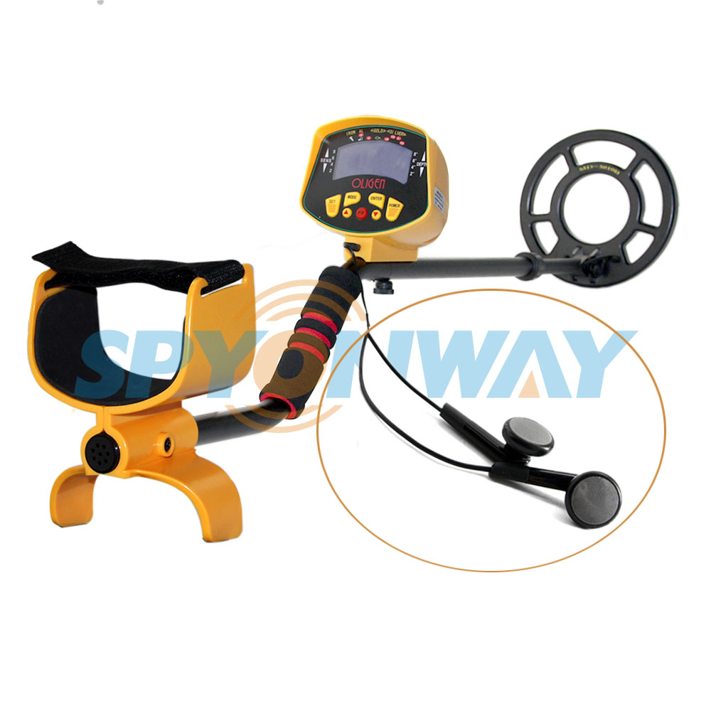 free shipping treasure hunter Search Metal Detector Underground Gold Detector MD-3010