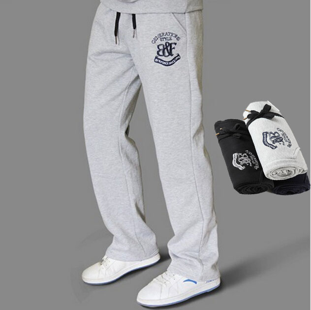 New arrived Hot sale joggers! 2015 Outdoors Loose Trousers harem pants Men's Casual Sweat Sport Joggers Pants Sweatpants(China (Mainland))