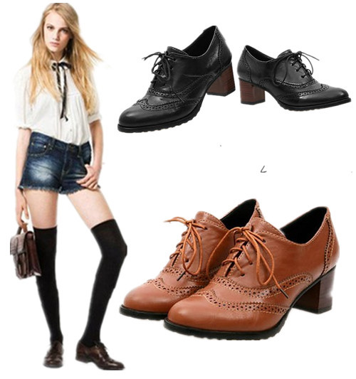 Popular  Oxford Boots On Pinterest  Oxfords Brown Oxfords And Oxford Shoes