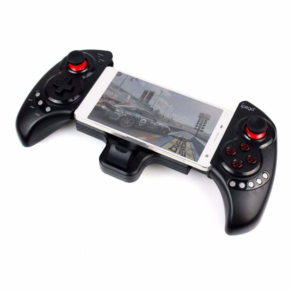 iPEGA PG-9023 Telescopic Game Pad Joystick for Phone/Pod/Pad/Android IOS PC gamecube better than XBOX 360 Wireless Bluetooth Pad(China (Mainland))