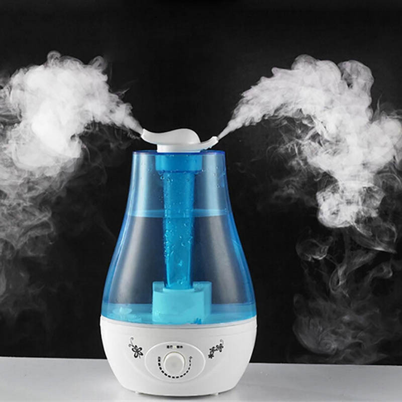 Air Humidifier Ultrasonic Aroma Diffuser Humidifier for home Essential Oil Diffuser Mist Maker Fogger(China (Mainland))