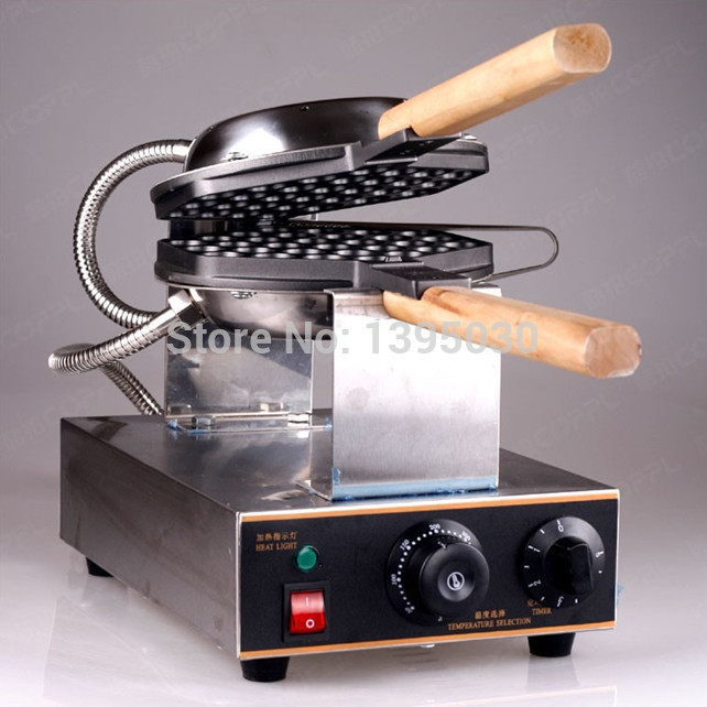 Free Shipping By DHL 2PC FY-6 Electric Waffle Pan Muffin Machine Eggette Wafer Waffle Egg Makers Kitchen Machine Applicance<br><br>Aliexpress