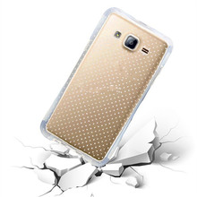 Transparent Soft Anti-knock TPU Back Cover Samsung series A3 A5 A7 A8 A9 (2016) J serice J1 J2 J3 J5 J7(2016) ACE Case - 3C Sea store