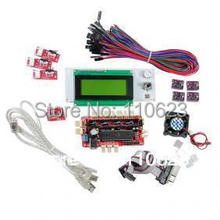 Kits-Sanguinololu+Smart controller+4-layer A4988+Endstop…