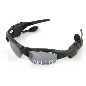 Hot selling sun glasses Mp3-headset Sunglasses Mp3 Player-2gb Free shipping