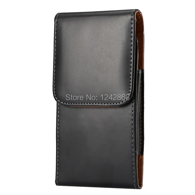"""universal vertical leather case in glossy finish for 3.5"""" device including for iPhone3 and iPhone 4(China (Mainland))"""