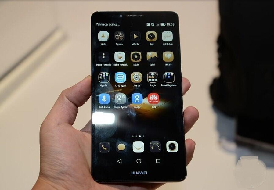 DHL Free Shipping Huawei Ascend Mate 7 4G LTE Smart Phone Kirin 925 Android 4.4 6 Inch 1920X1080 3GB/64GB 13.0MP NFC 4100mAh(China (Mainland))