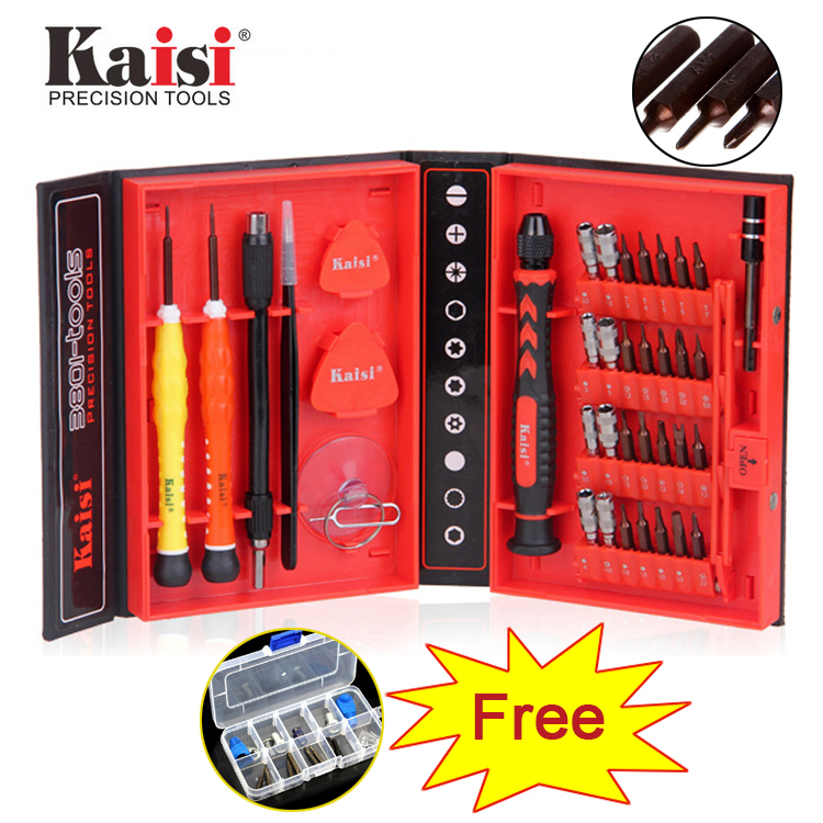 2016 NEW Screwdriver set of 38 in 1 tools High quality S2 Alloy Steel Precision maintenance tools for Phone iPhone,ipad,mac(China (Mainland))