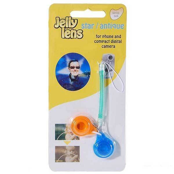 LittleStar Jelly Lens Star Antique Filter For Cell Phones And Compact Cameras(China (Mainland))