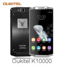 Oukitel K10000 Original Android 5.1 Smartphone 10000mAh Super Large Capacity Mobile Phone 5.5 Inch 720P 13MP Camera Cell Phone