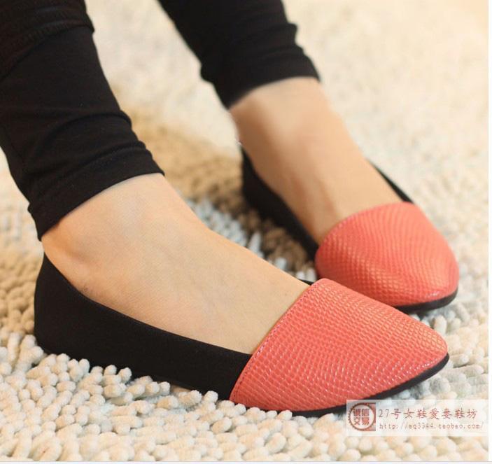 Женская обувь на плоской подошве Gommini