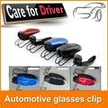 Car Glasses Holder Auto Vehicle Visor Sunglass Eye Glasses Business Bank Card Ticket Holder Clip Support
