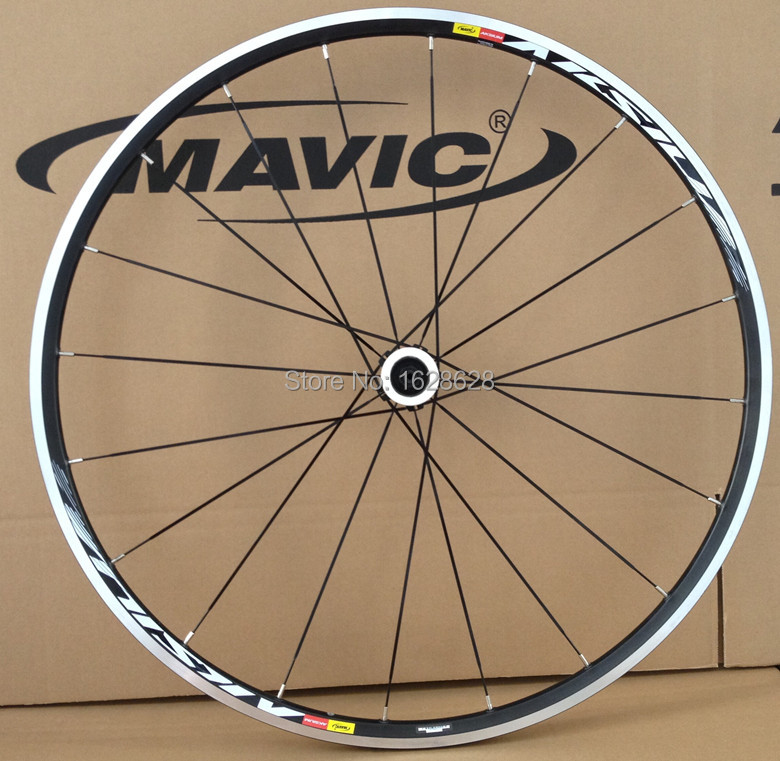 Велосипедное колесо AK14 malvik Mavic marvick
