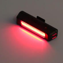 Buy 1 Set Bike Light LED USB Rechargeable Headlight Head light Flash Bicycle Bike MTB Stop Rear Tail Lamp Super Light Bicycle Lights for $5.44 in AliExpress store