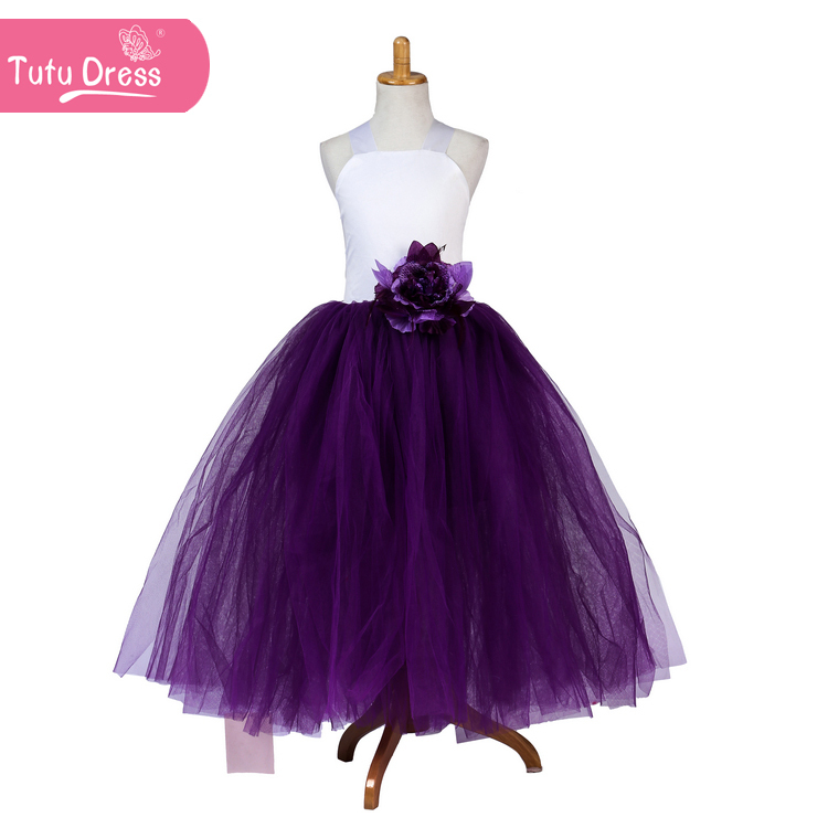 Flower Girl Dress Girls Party Special Occasion Dresses 108