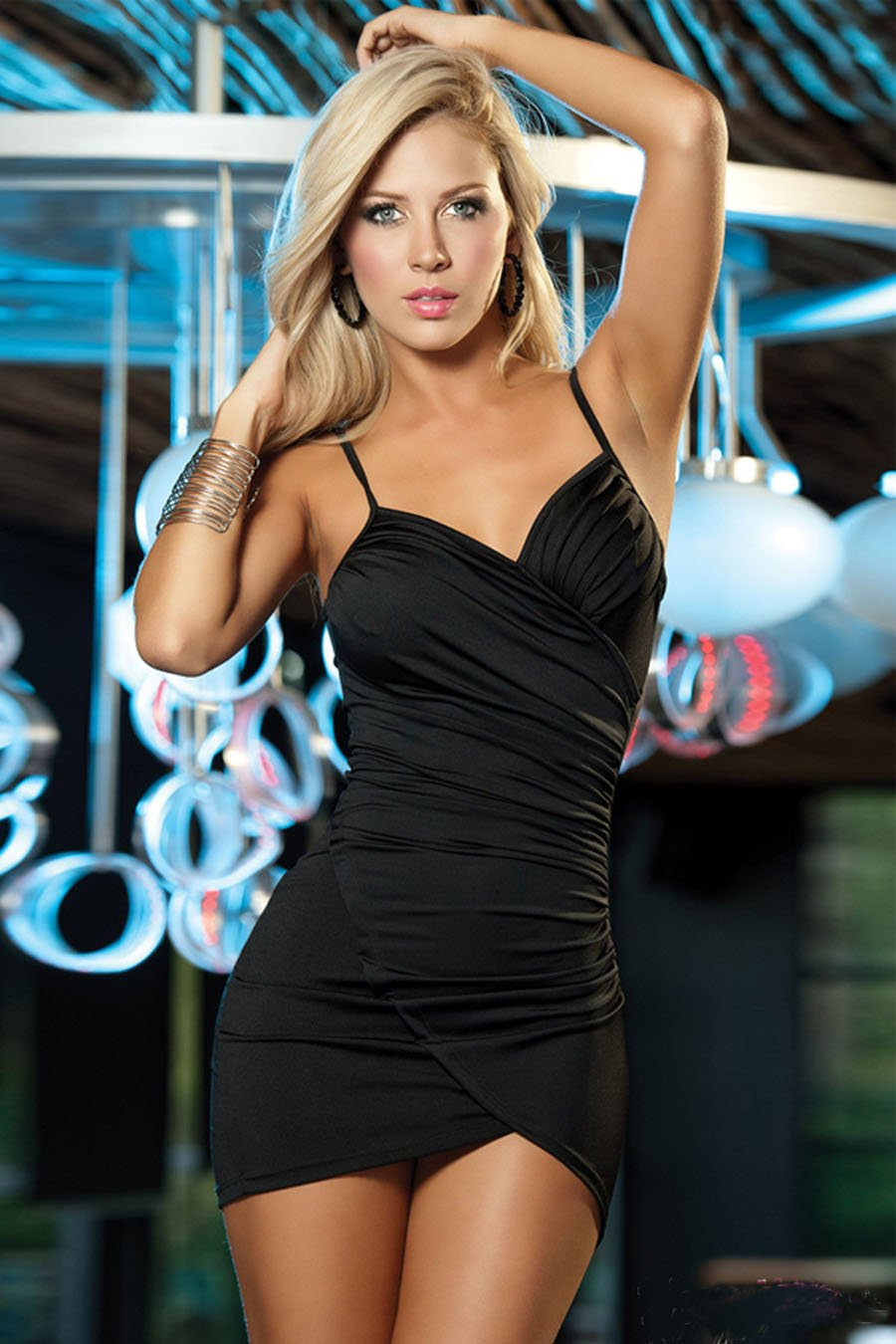 Sexy black dresses for night out aembk
