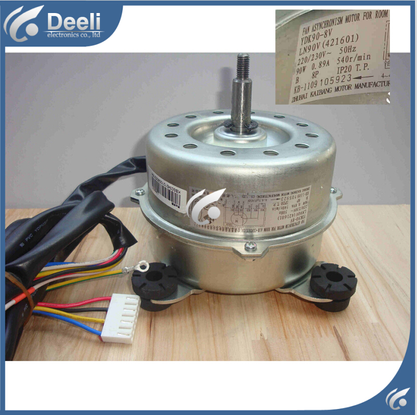 Здесь можно купить  Free shipping 100% tested for air conditioner inner machine motor LN90V YDK90-8V Motor fan 99% new used Free shipping 100% tested for air conditioner inner machine motor LN90V YDK90-8V Motor fan 99% new used Бытовая техника