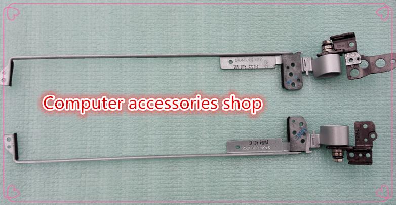 new original LCD LED hinges for Acer Aspire V5 V5-431P V5-471P Left+Right HINGE(China (Mainland))