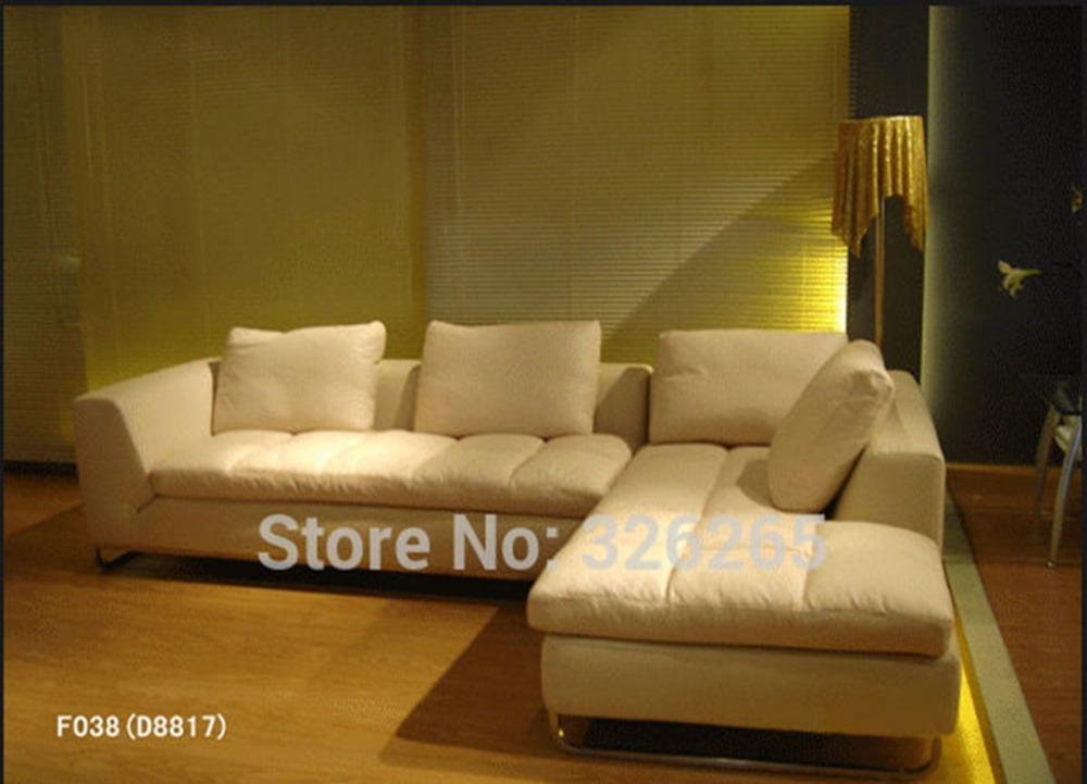 Elegant Fabric Sofa Design By Germany F038 In Living Room