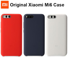 Buy Original Xiaomi Mi6 Case ultra thin matte silicone snapdragon 835 Back cover Xiaomi mi 6 m6 pro celular Stylish case cover for $9.36 in AliExpress store