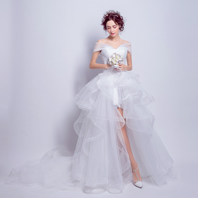 Compare Prices on Fluffy Dress Wedding Dress- Online Shopping/Buy ...