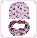 baby hat scarf