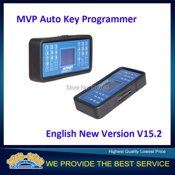 2015 Universal Super MVP Key Programmer Latest V15.2 English MVP Pro Key Code Reader Works For Multi-brand Vehicles