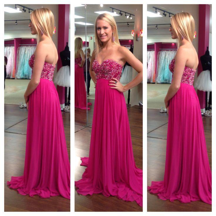 Pink Dress Bridesmaid - Wedding Dress Ideas