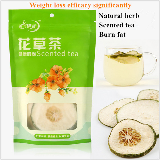 2014 harvest Koncing fruit tea Natural herb slimming products to lose weight and burn fat X1400023