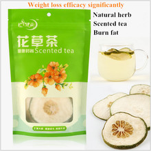 2014 harvest Koncing fruit tea Natural herb slimming products to lose weight and burn fat #X1400023