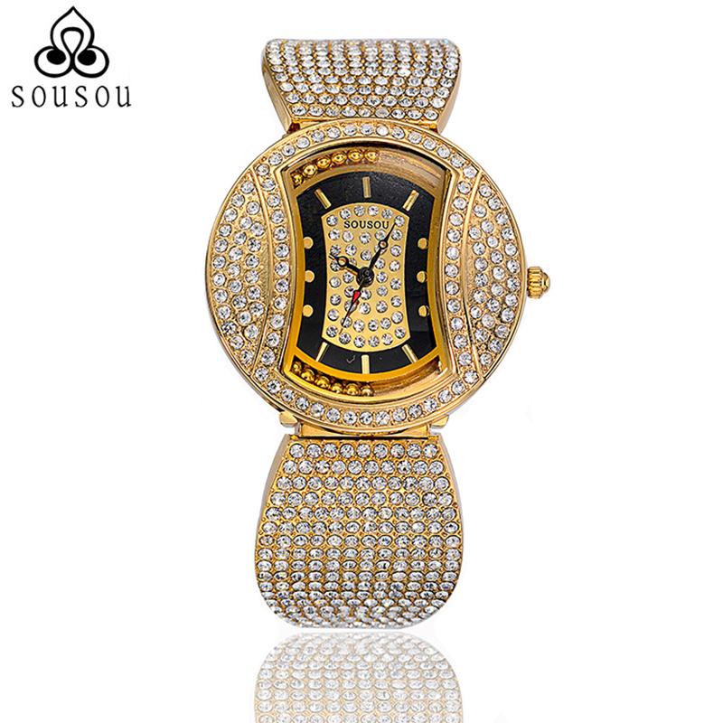 aliexpress buy 2016 quartz golden silver gold