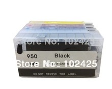 Refillable 950 951 Ink Cartridge with Ink and ARC Chip for HP 950 951 For HP Officejet Pro 8100 8600