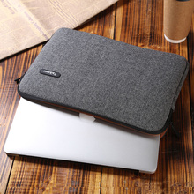 Buy Waterproof Laptop briefcase liner Sleeve Tablet PC case cover Protective 11 13 14 handbag Macbook Air Pro retina fashion bag for $18.99 in AliExpress store