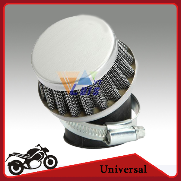 35mm Air Filter Motorcycle ATV Air Cleaner Intake Filters System for 50cc 70cc 90cc 110cc 125cc Scooter Pit Bike Quad Universal(China (Mainland))
