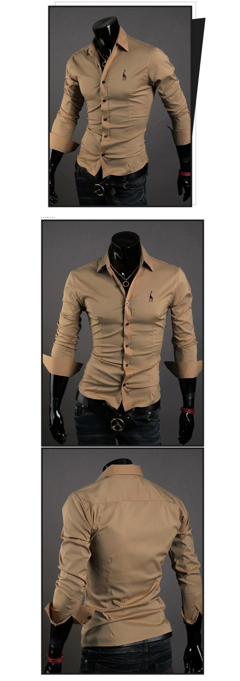 camisa social caqui, camisa social slim fit caqui, camisa social diferente, camisa social masculina
