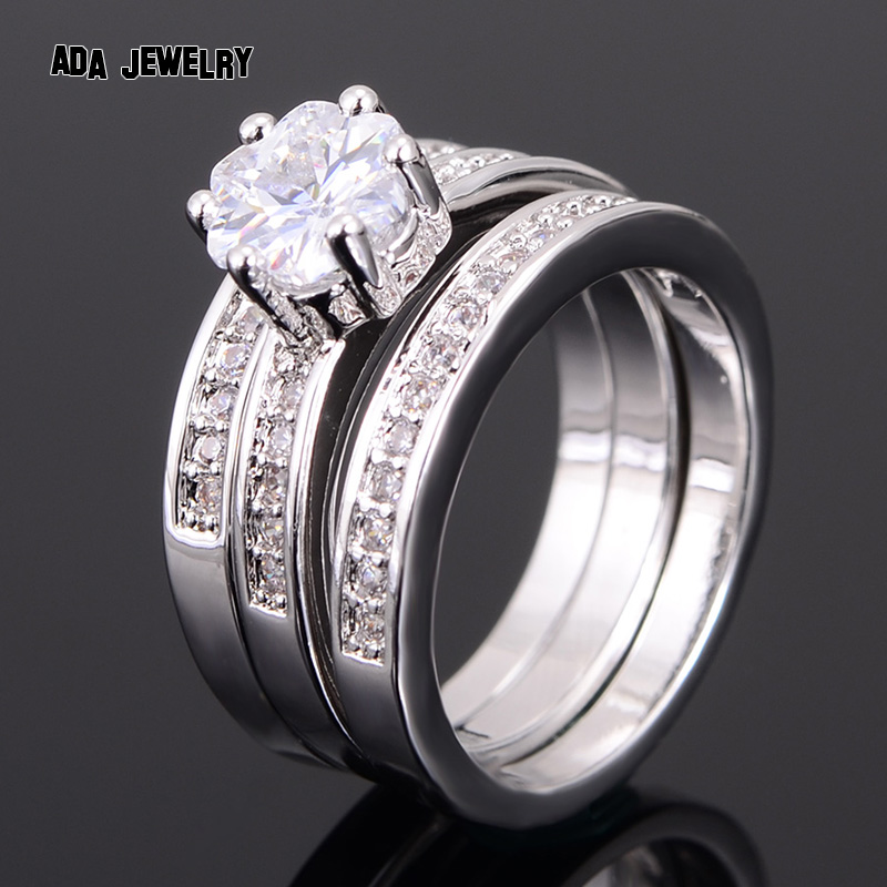 high quality cz wedding rings awesome navokalcom With high quality wedding rings