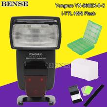 Guaranteed YONGNUO YN-568EX YN-568 EX Wireless Slave TTL Flash Speedlite for Nikon D7100 D7000 D5200 D5100 D5000 D3200 D3100