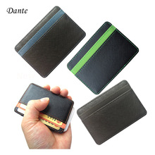 Buy New arrival High leather men wallets magic wallets Fashion men credit card holder card purse hot sale promotion FGS01 for $3.00 in AliExpress store