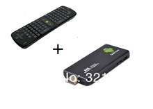 MK809III MINI PC+RC11 air mouse RK3188T Quad Core 1.6GHz Android4.4.2 Kitkat 2GB RAM 8GB ROM with bluetooth TV Dongle free ship(China (Mainland))
