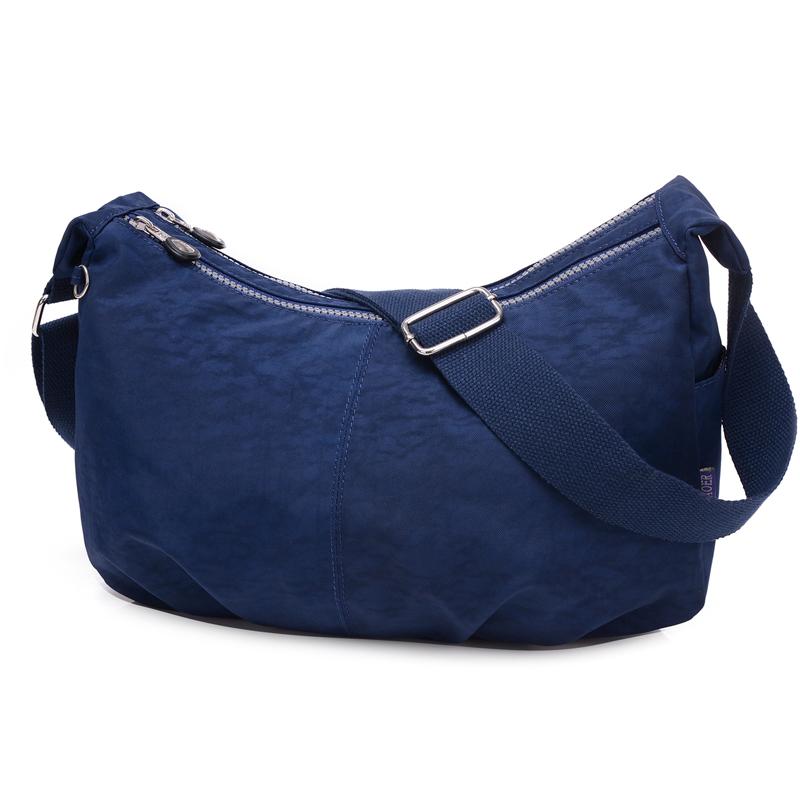 Women Nylon Handbag Brand Monkey Kipled J-Bg Pink Original Bag Sac A Main Femme De Marque Shoulder Crossbody Bag Waterproof Bag(China (Mainland))