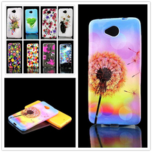 N650 Case for Microsoft Nokia Lumia 650 N650 3D printing glossy colored glitter Phone Cover Soft silicone tpu Phone Cases